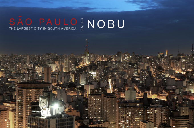 Nobu Hotels Continues Global Expansion into South America (PRNewsfoto/Nobu Hospitality)