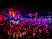 Burning Beach at Blue Marlin Ibiza UAE
