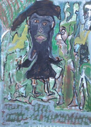 Leonard Daley untitled