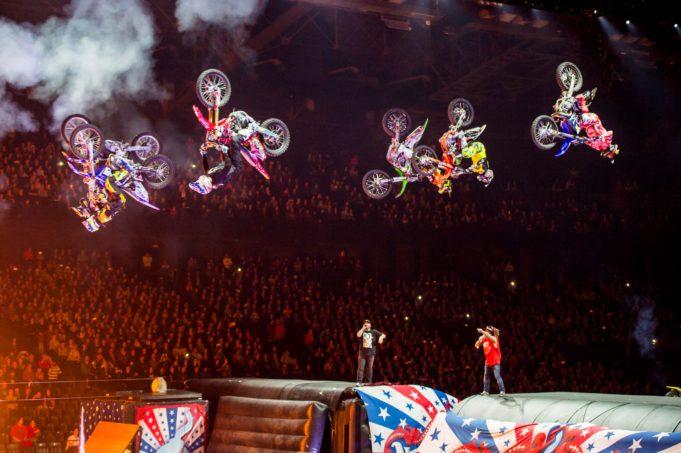 Nitro circus UK Bomb