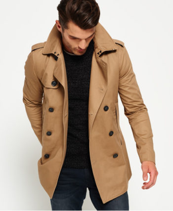 Remastered Rogue Trench Coat