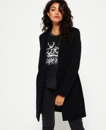 Scuba Luxe Longline Blazer Jacket