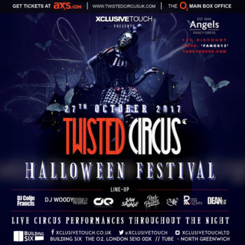Twisted Circus Halloween