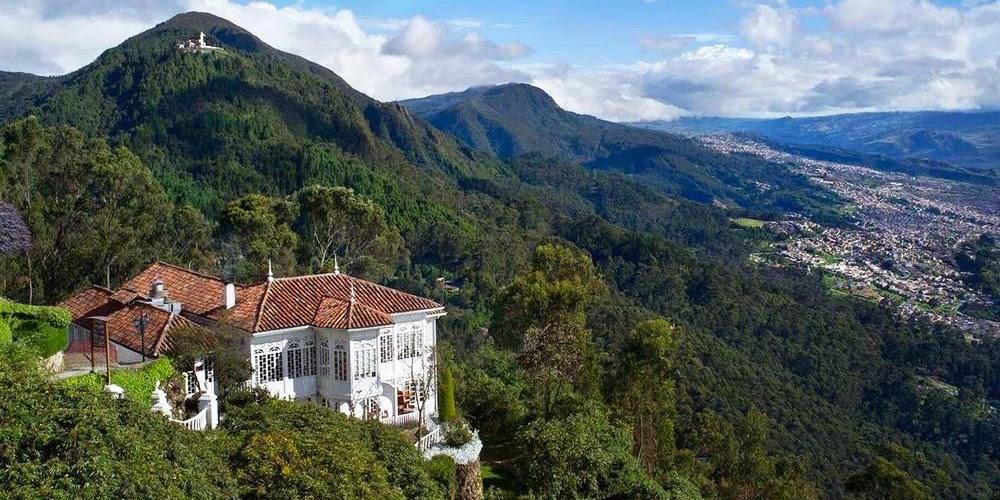5-Star Chic Hotel in Bogota