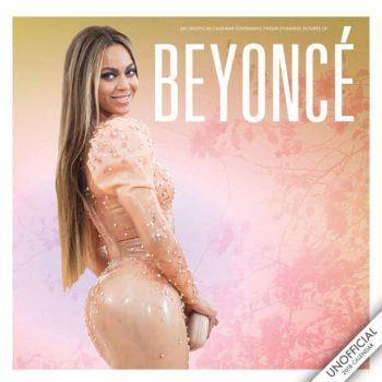 Beyonce Unofficial Calendar 2018