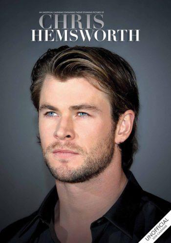 Chris Hemsworth Unofficial A3 Calendar 2018