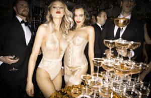 Honey Birdette sexy lingerie christmas party