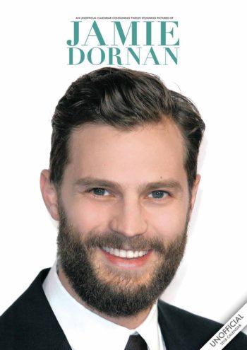 Jamie Dornan Unofficial A3 Calendar 2018