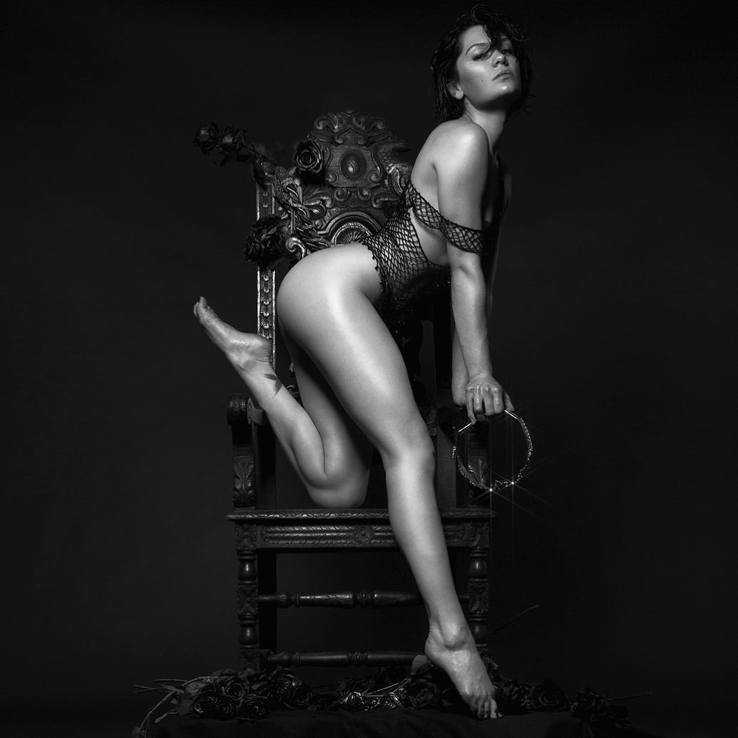 Jessie J, the goddess, the queen.