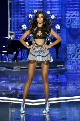 Kelly Gale walks the 2017 Victoria's Secret Fashion Show