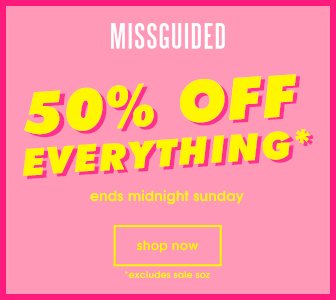 Missguided black Friday deals