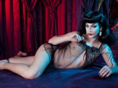 Ru Paul's Drag Race winner Violet Chachki becomes the first Drag Queen to front a lingerie campaign for women