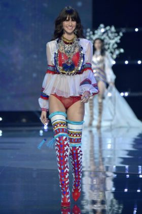 Vanessa Moody walks the 2017 Victoria's Secret Fashion Show
