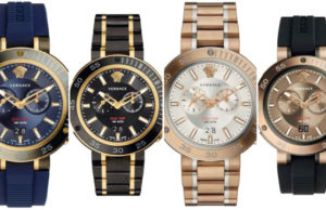 Versace Timepieces the V-Extreme Pro