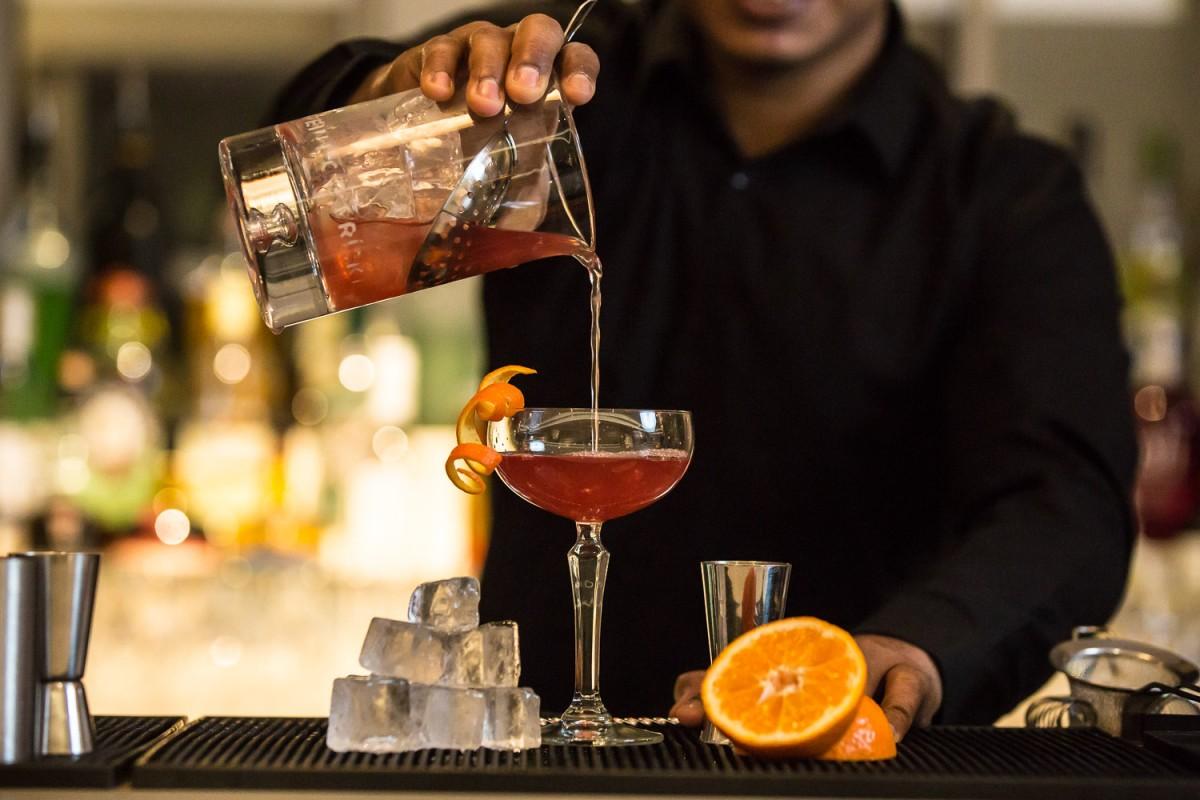 Voltaire Cocktail Masterclass