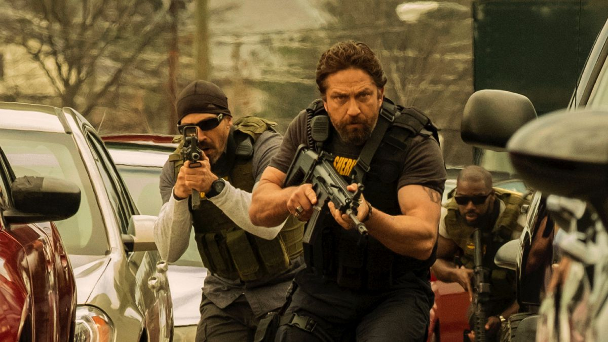 Den of thieves - Gerald butler and 50 cent