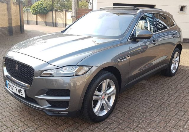 jaguar f-PACE portfolio review