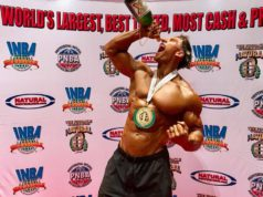 rob terry wins natural mr olympia