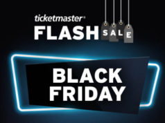 ticket master black friday sale