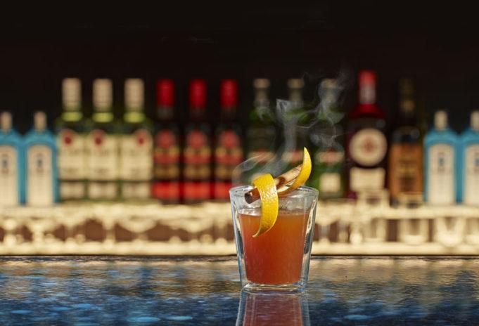 Bombay Sapphire Spiced Apple Tea