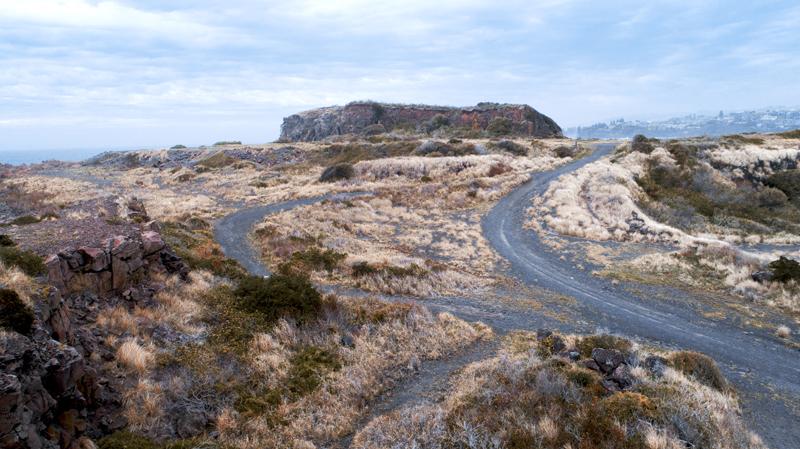 Bombo Quarry, NSW, Australia
