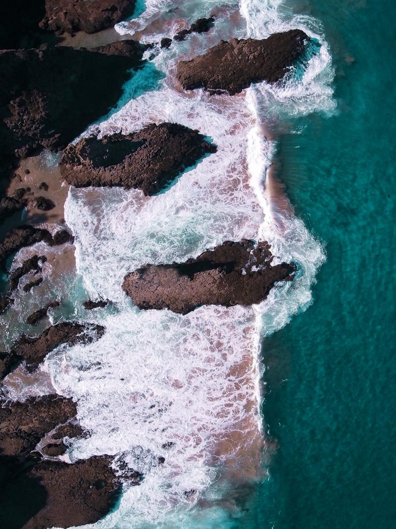 Cathedral Rocks, Kiama, NSW, Australia