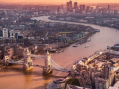 East London - Tower Bridge