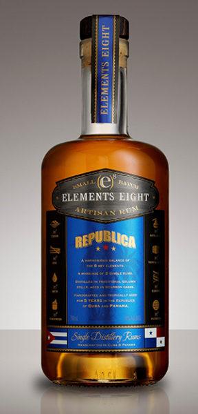 Elements Eight Republica Rum
