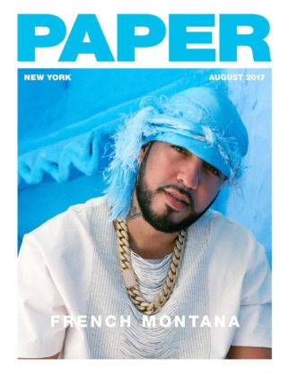 French Montana Is Far From Finished
