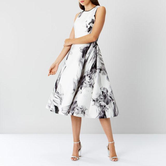 Grove Scuba Midi Dress Sl