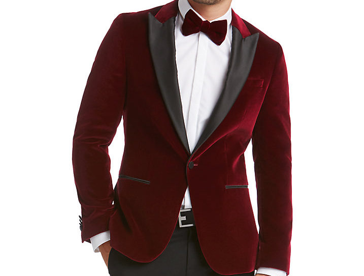 d505f501ee379 For Him - 10 Velvet Blazers that will make you look smoking hot ...