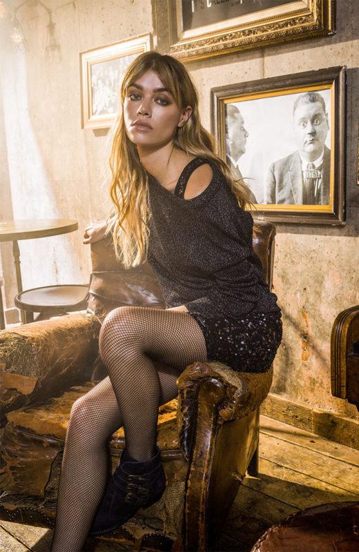Hallie Sequin Cami Dress was £94.99 now £47.50