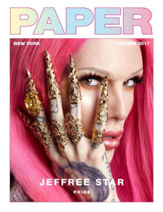 Jeffree Star Can't Be Covered Up