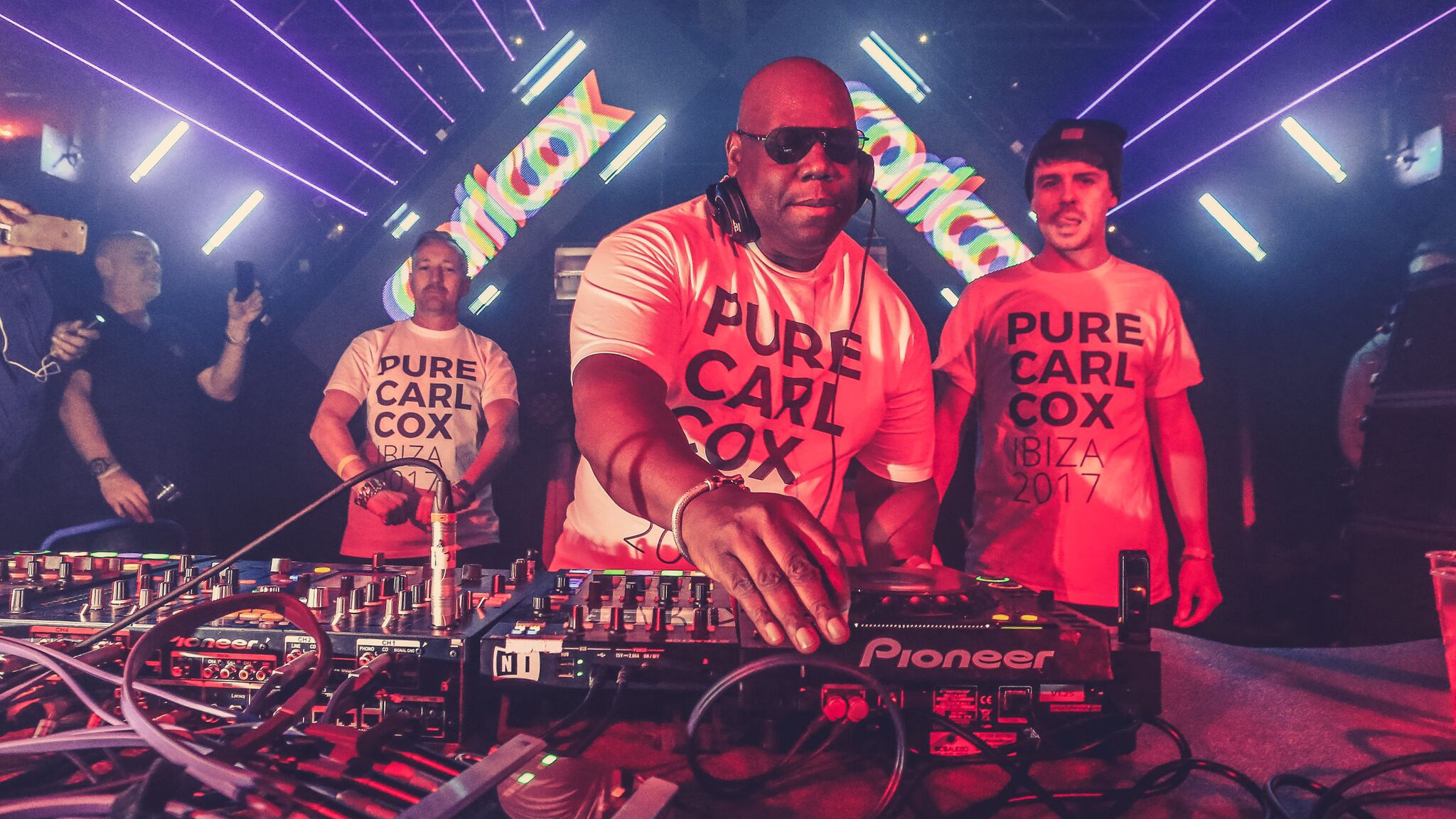Junction 2 Festival Carl Cox