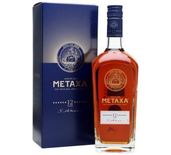 Metaxa Twelve Star 12 Star Brandy