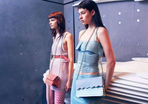 Poster Girl Clothing lookbook series 1.1