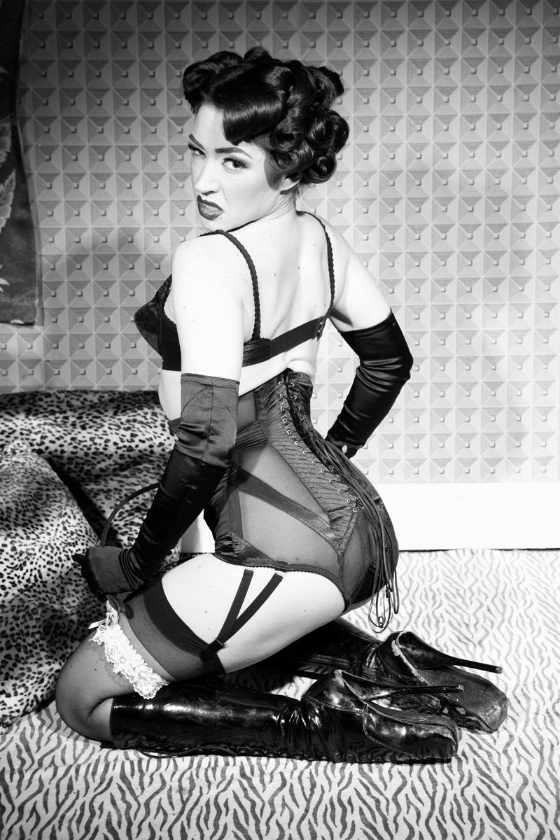 Princess of Burlesque Kitty Bang Bang