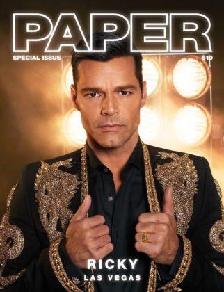 Ricky Martin Brings La Vida Loca to Las Vegas