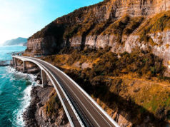 Seacliff Bridge, NSW, Australia
