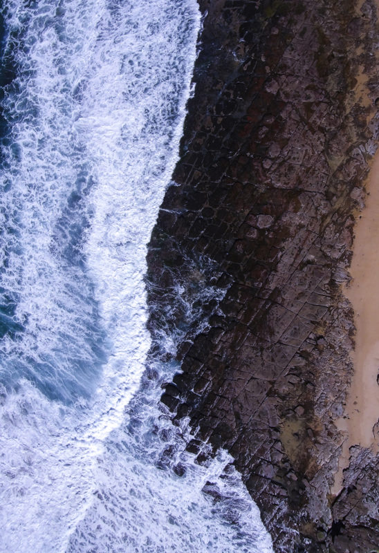 Wombarra beach, NSW, Australia