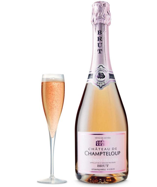Crémant De Loire Rosé