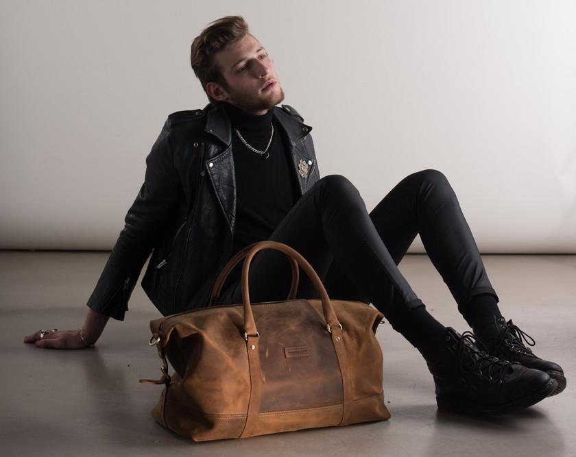 Forbes and lewis weekend bag