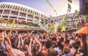 Toddla T's Steezey Wonderland at Ibiza Rocks Hotel
