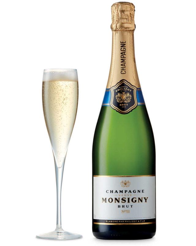Veuve Monsigny Champagne Brut NV