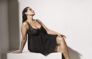 ashley graham addition elle lingerie 2018 - 5