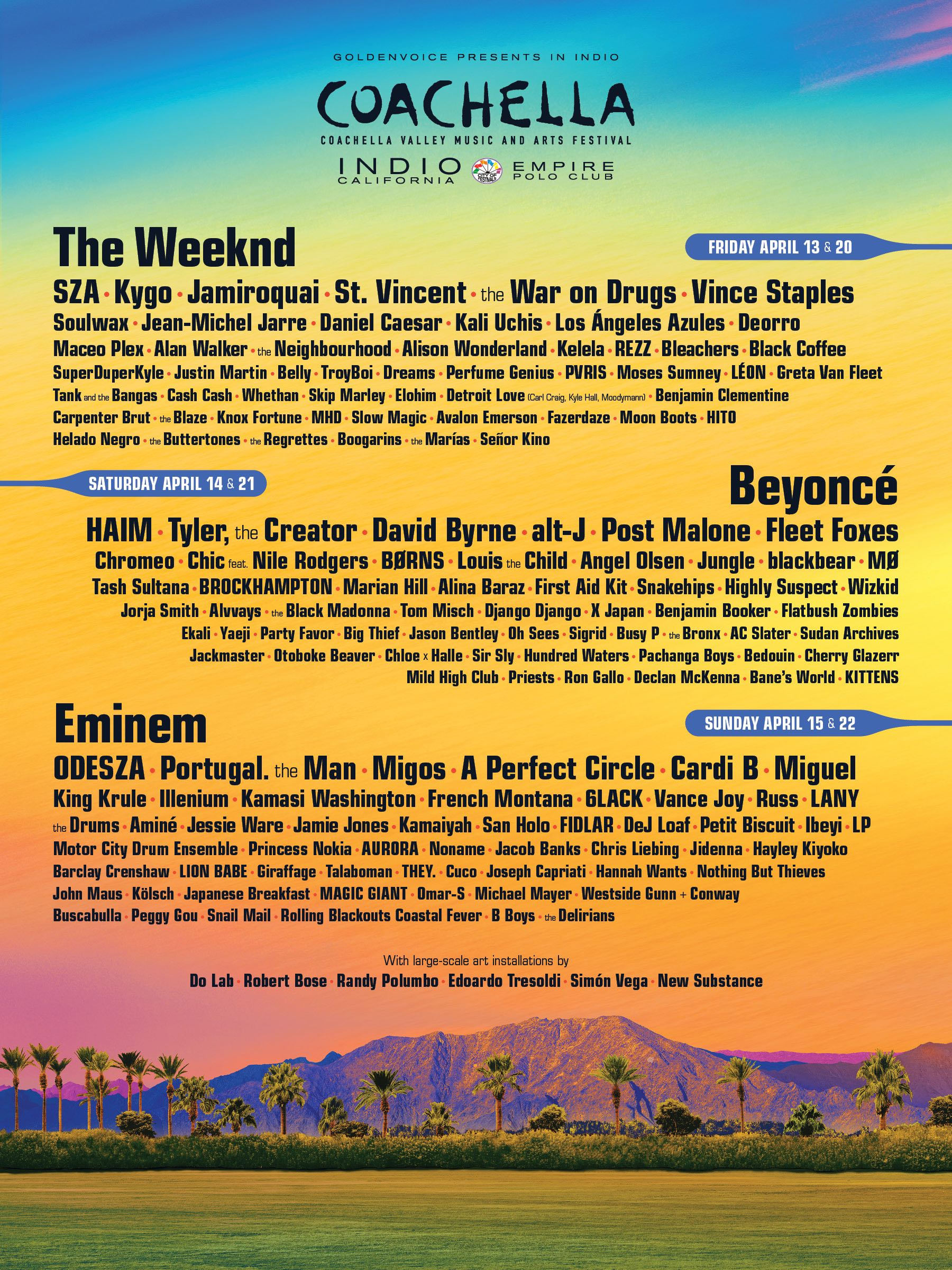 coachella 2018 flyer