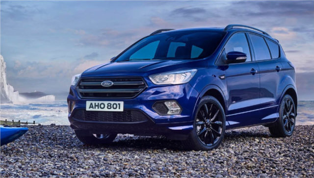Ford Kuga - The Three Best SUVs for Reliability and Affordability