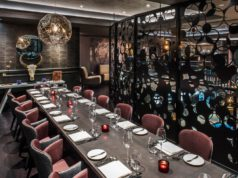 m restaurant private dining