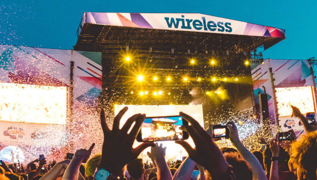 wireless 2018 festival
