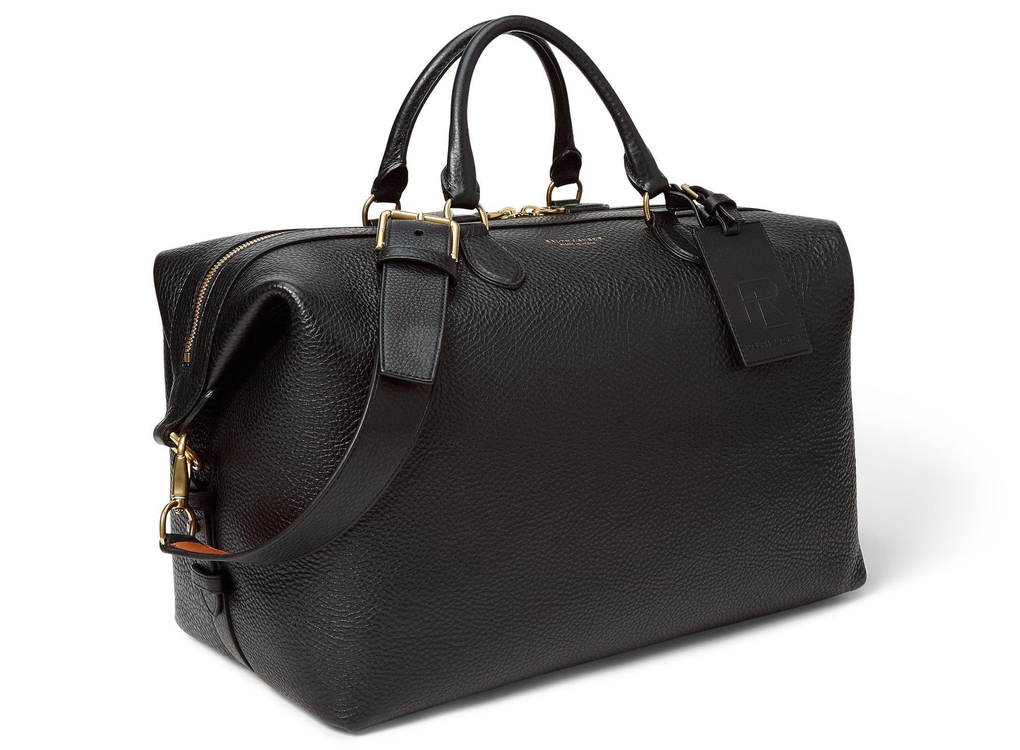 Grain Calfskin Duffel Bag £1,440.00
